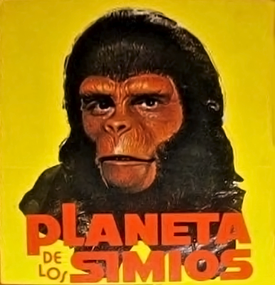 Hunter's Planet of the Apes Archive