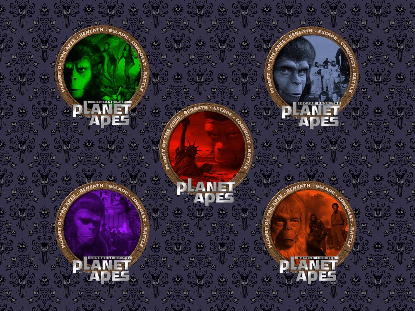 Planet Of The Apes Fan Creations