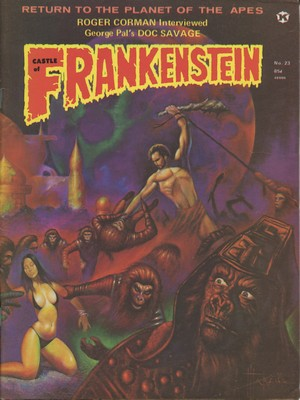 Castle of Frankenstein