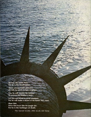 Cinefantastique, Summer 1972