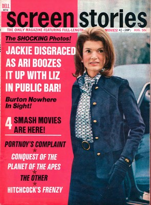 Screen Stories - August 1972