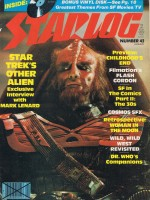 Starlog #42 cover