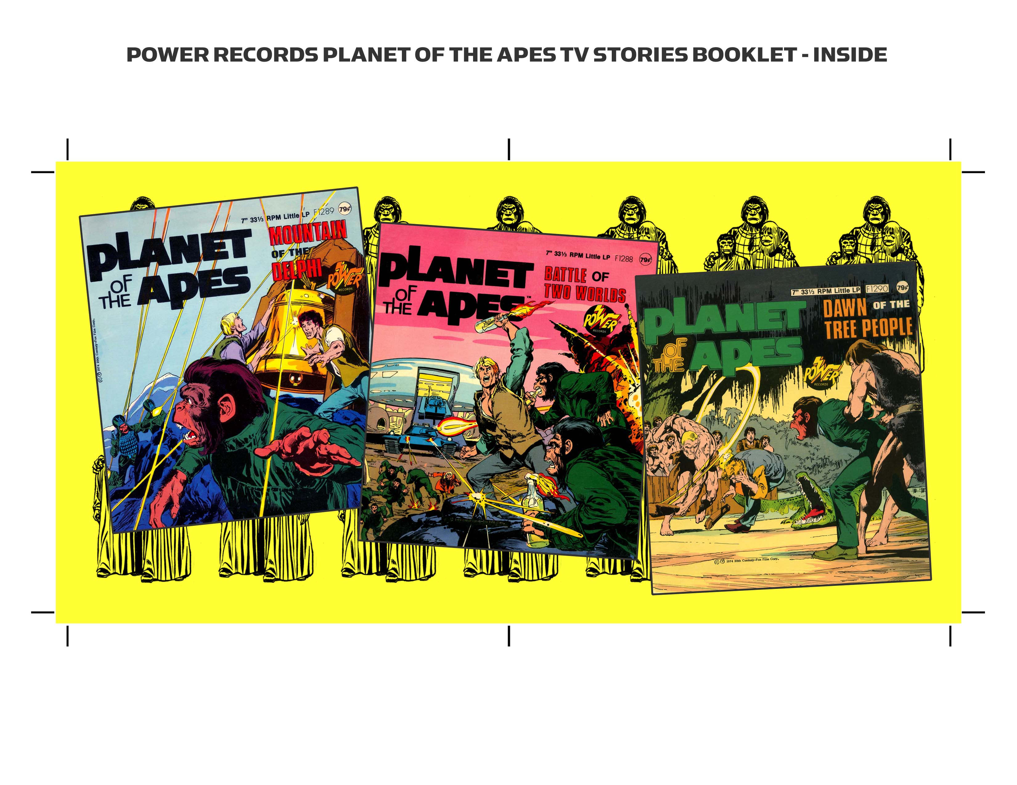 Apes Power Records