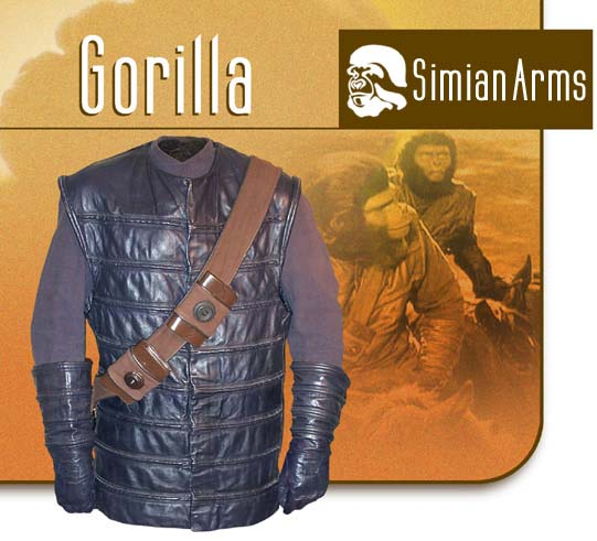 Gorilla Planet Of The Apes Simian Arms
